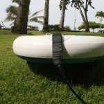 tail of red paddle co inflatable paddle board sup