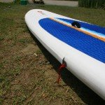 RSS batten system on Red Paddle Co board