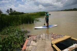 Testing the Red Paddle Co Surfer 10ft SUP