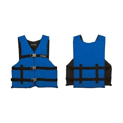 Airhead coast guard approved adult life jacket pfd type 3