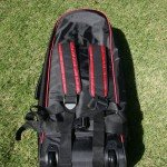 Back pack and wheels for new Red SUP bag