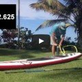 How to pump up your inflatable stand up paddle board by red paddle co