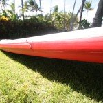 RSS battens and rail profile of race board sup