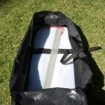 RSS battens in Red SUP bag