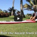 how to deflate your red paddle co stand up paddle inflatable board