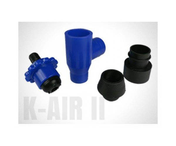 K Pump K Air II blow off valve and tire adpator set
