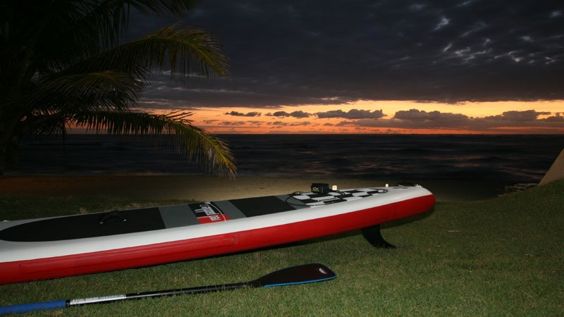 Red Paddle Co best inflatable paddle board technology