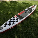 Elite 12 6 Red Paddle Co 2015