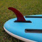 Flex fin Red Paddle Co 2015 inflatable air SUP