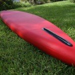Nose Runner Fin 2015 Elite Red Paddle Co SUP