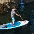 Red Paddle Co 2015 10 8 Ride inflatable air sup