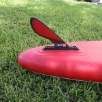 US Box Fin 2015 Elite inflatable Red Air SUP