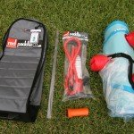 2015 Red Paddle Co SUP inflatable Ride package 9 8
