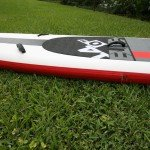 Multiple handles on Red Paddle Co Air SUP 2015