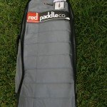 Red Paddle Co 2015 14ft Elite inflatable race SUP