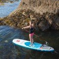 Red Paddle Co 2015 9ft 8 in Ride inflatable air SUP