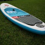 Red Paddle Co 2015 Ride SUP 9 8 inflatable paddle board