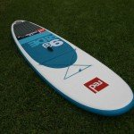 Ride Red Paddle Co 2015 inflatable SUP 9 8