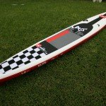 Stand up paddle board Red Paddle Race 14ft