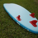 Underside Red Paddle Co 2015 Ride SUP