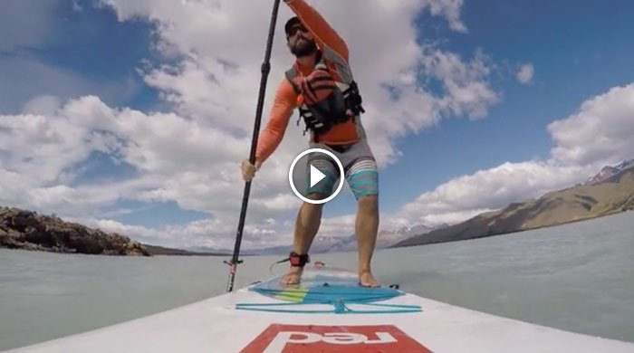 red air inflatable paddle board explorer 2015