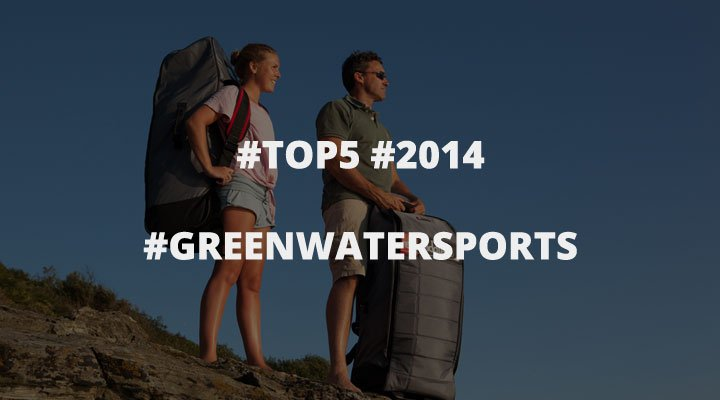 top 5 paddle boarding products of 2014 on GWS