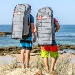 Red Paddle Co Luggage 2.0 back pack inflatable SUP bag