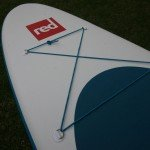 11 Cargo area on paddle board