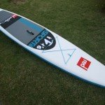 2016 Red Paddle inflatable paddle board 12 6 Sport
