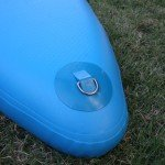 Nose d ring Sport 12 6 touring SUP inflatable