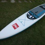Red Air paddle board SUP 12 6 Sport
