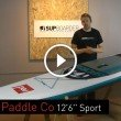 review of the red paddle co sport 12 6 inflatable sup