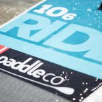 2017 Red Paddle Co Ride 10 6 inflatable paddle board
