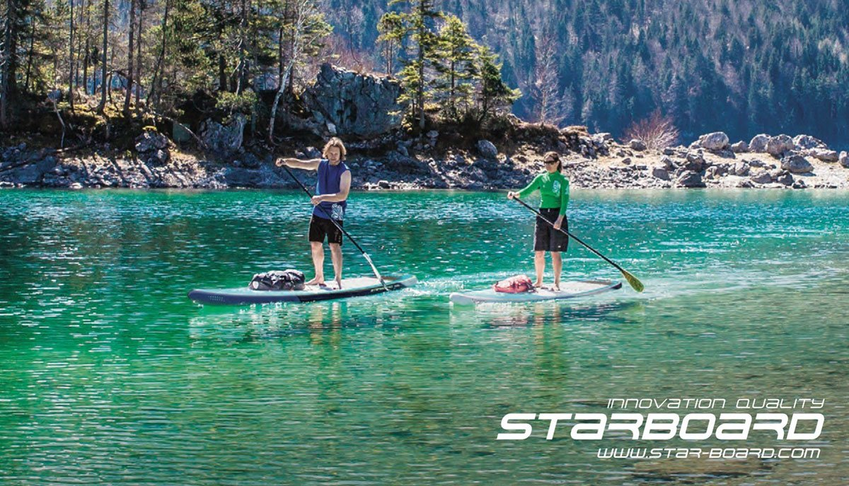 Starboard inflatable stand up paddle boards astro sups