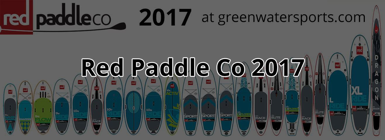Red Paddle 2017 best inflatable paddle board sup