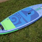 2017 starboard whopper 10ft zen inflatable sup paddle board