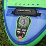 tail handle on teh starboard whopper zen best 2017 inflatable paddle board sup