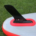 12ft atlas deluxe astro inflatable sup starboard paddle board