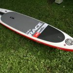 2017 red paddle race 14 inflatable sup
