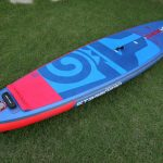 2017 starboard inflatable paddle board atlas 12 deluxe