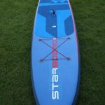 starboard inflatable paddle board atlas astro deluxe sup 12