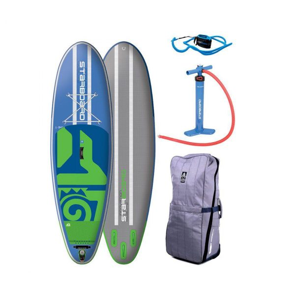 2018 starboard whopper zen inflatable stand up paddle board sup