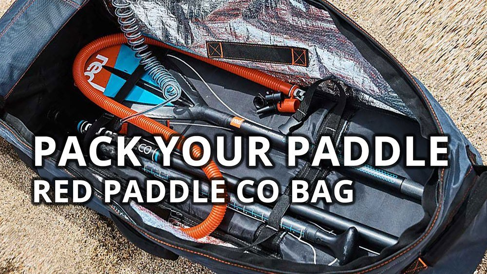 red paddle co pack your sup paddle