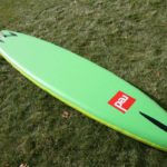 red paddle co nose runner fin 2018