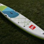 red paddle co voyager 13 2 inflatable sup paddle board touring sup