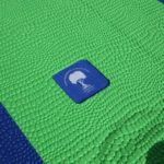 crocodile skin texture eva deck pad on zen starboard inflatable 2018