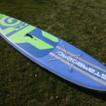 starboard inflatable sup touring 12ft atlas zen