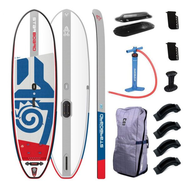 2019 10×33 whopper starboard sup windsurfer inflatable windsup paddle board green water sports