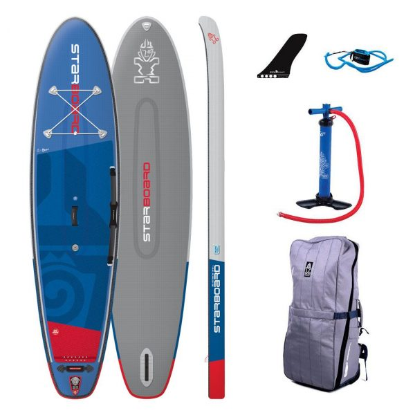 2019 starboard blend igo deluxe 11 2 x 32 inflatable sup green water sports