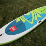 red paddle co activ 10 8 green water sports